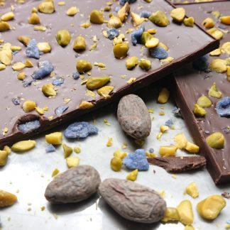Sjokoladeplater med smak